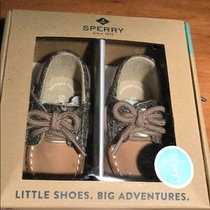 New Sperry boat shoes! 🧡🧡🧡